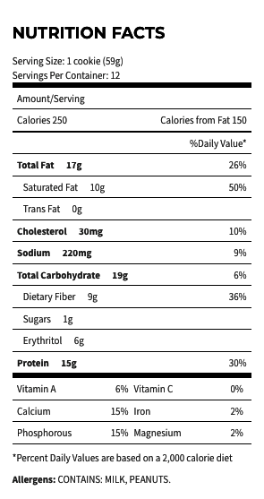Choc Chip Nutritionals Flex[1]