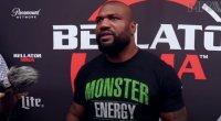 Quinton Rampage Jackson MMA Fighter