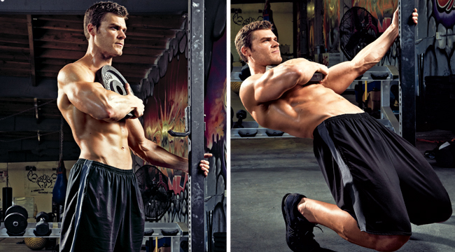 3 Sissy Squats for two Mighty Quads | Muscle & Fitness