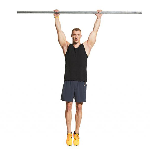 Toes to Bar Exercise