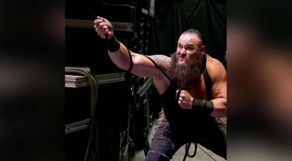 Watch: Braun Strowman Pulls the 'Raw' Set Down on Kane and ...