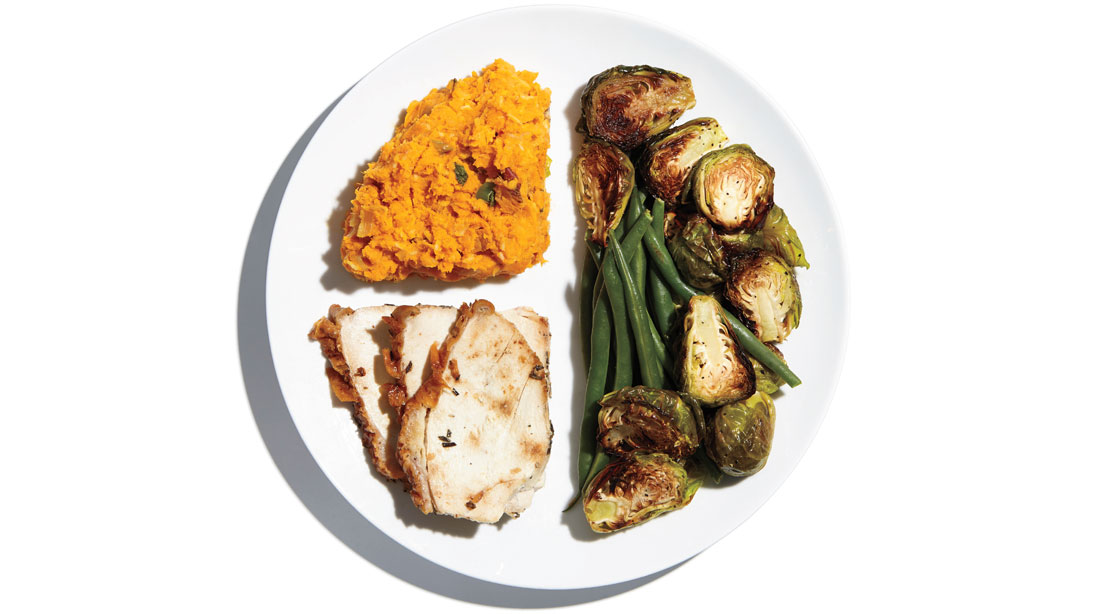 How To Build The Perfect Dinner Plate