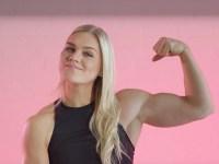 Watch: Katrin Davidsdottir Dating Tips for Men