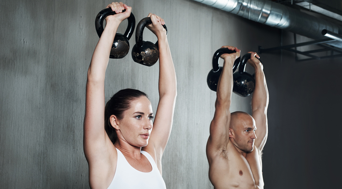 Couple Workout