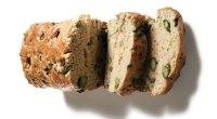 Asparagus Soda Bread Loaf