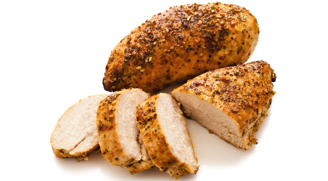 Garlic Skillet Chicken