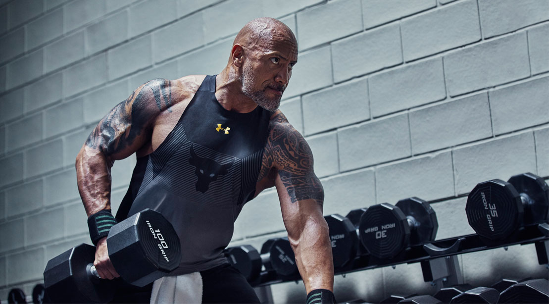 Rock Under Armour Chase Greatness