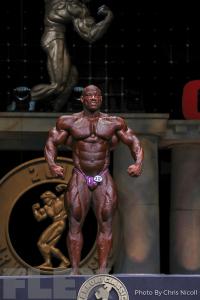 Dexter Jackson - Open Bodybuilding - 2018 Arnold Classic