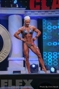 Kira Neuman - Women's Physique - 2018 Arnold Classic