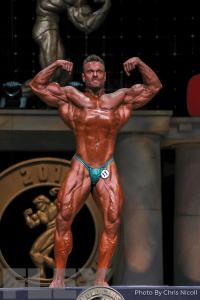 Paul Poloczek - Open Bodybuilding - 2018 Arnold Classic