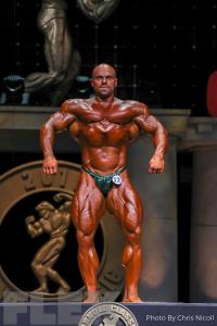 Lukas Osladil - Open Bodybuilding - 2018 Arnold Classic