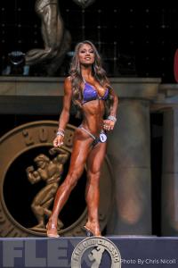 Janet Layug - Bikini - 2018 Arnold Classic