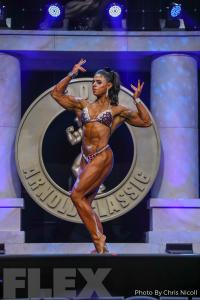 Geraldine Morgan - Women's Physique - 2018 Arnold Classic
