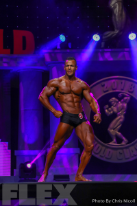 Kevin Ford - Classic Physique - 2018 Arnold Classic