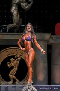 Angelica Teixeira - Bikini - 2018 Arnold Classic