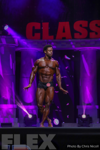 Breon Ansley - Classic Physique - 2018 Arnold Classic