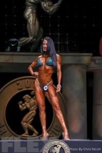 Tamara Haddad - Bikini - 2018 Arnold Classic