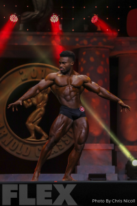 Courage Opara - Classic Physique - 2018 Arnold Classic