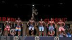 Men's Physique Comparisons - 2018 Arnold Classic