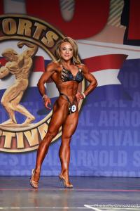 Bojana Vasiljevic - Figure - 2018 Arnold Classic