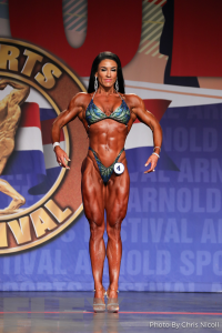 Carly Starling-Horrell - Figure - 2018 Arnold Classic
