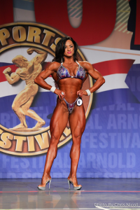 Heather Dees - Figure - 2018 Arnold Classic