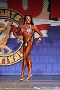 Maria Luisa Baeza Diaz - Figure - 2018 Arnold Classic