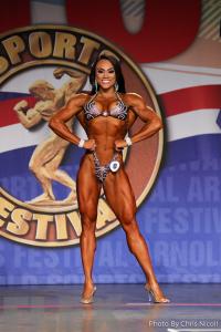 Michele Silva - Figure - 2018 Arnold Classic