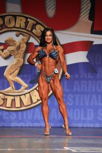 Ivana Ivusic - Figure - 2018 Arnold Classic