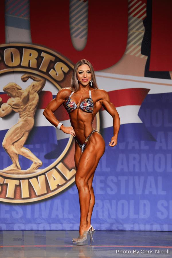 Natalia Soltero - Figure - 2018 Arnold Classic