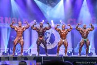 Open Bodybuilding Final Comparison & Awards - 2018 Arnold Classic