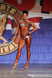 Derina Wilson - Fitness - 2018 Arnold Classic
