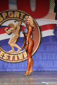 Sally Kendall-Williams - Fitness - 2018 Arnold Classic