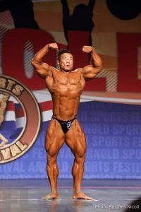 Kyung Won Kang - 212 Bodybuilding - 2018 Arnold Classic