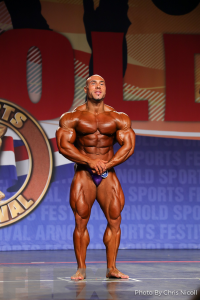 Samir Troudi - 212 Bodybuilding - 2018 Arnold Classic