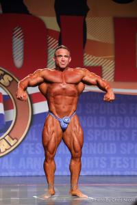 Jose Raymond - 212 Bodybuilding - 2018 Arnold Classic