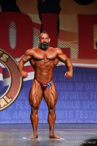 Gaetano Cisternino Jr. - 212 Bodybuilding - 2018 Arnold Classic