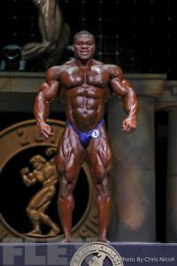 Lionel Beyeke - Open Bodybuilding - 2018 Arnold Classic