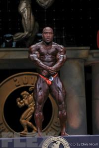 Maxx Charles - Open Bodybuilding - 2018 Arnold Classic