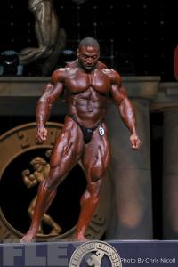 Cedric McMillan - Open Bodybuilding - 2018 Arnold Classic