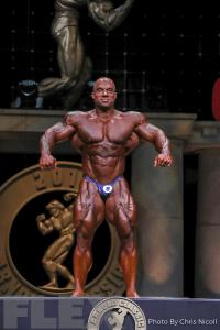 Jonathan DeLaRosa - Open Bodybuilding - 2018 Arnold Classic