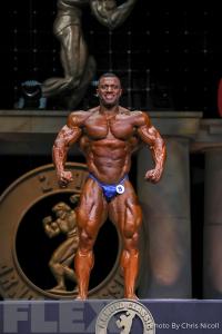 Justin Rodriguez - Open Bodybuilding - 2018 Arnold Classic