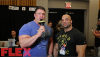 2018 Arnold Classic Meet & Greet: Jon Delarosa