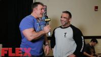 2018 Arnold Classic Meet & Greet: Jose Raymond