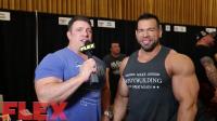 2018 Arnold Classic Meet & Greet: Steve Kuclo
