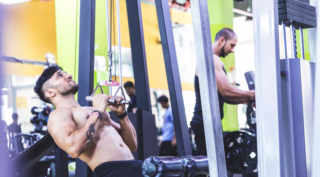 Cable Lat Pulldown