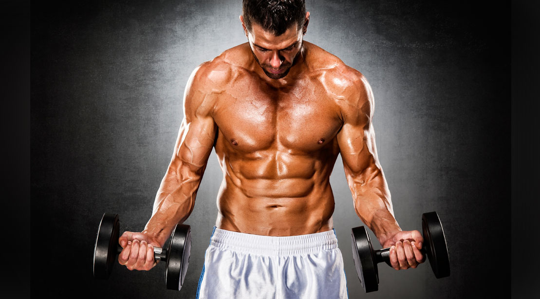 The 30-Minute Dumbbell Workout to Build Your Abs & Obliques