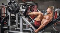 Machine Leg Press