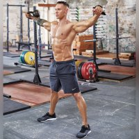 Kettlebell Side Snatch