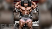 Akim Williams' Old School Leg Workout